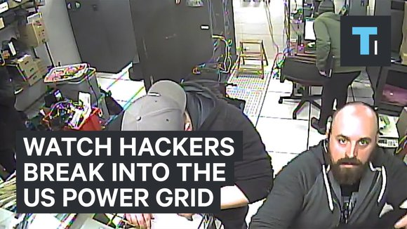 hackers breaking into the US power grid