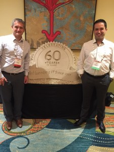 Mark Wilson and Rui at SHARE in Orlando 2015